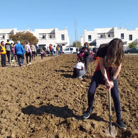 Misión: Recuperar la vegetación de nuestros pueblos